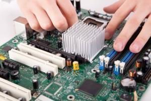 riparazione computer , sostituzione hardware danneggiato
