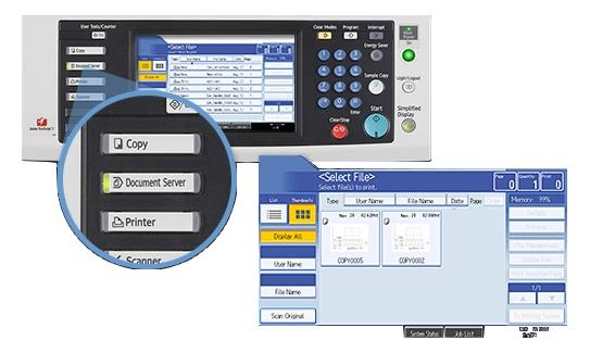 multifunzione usata, fotocopiatrice usata , multifunzione laser