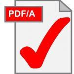 Le multifunzione Ricoh possono scansire anche nel formato pdf/a